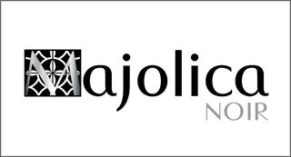 La collection Majolica Noir | Produits d'accueil de luxe par HD Fragrances