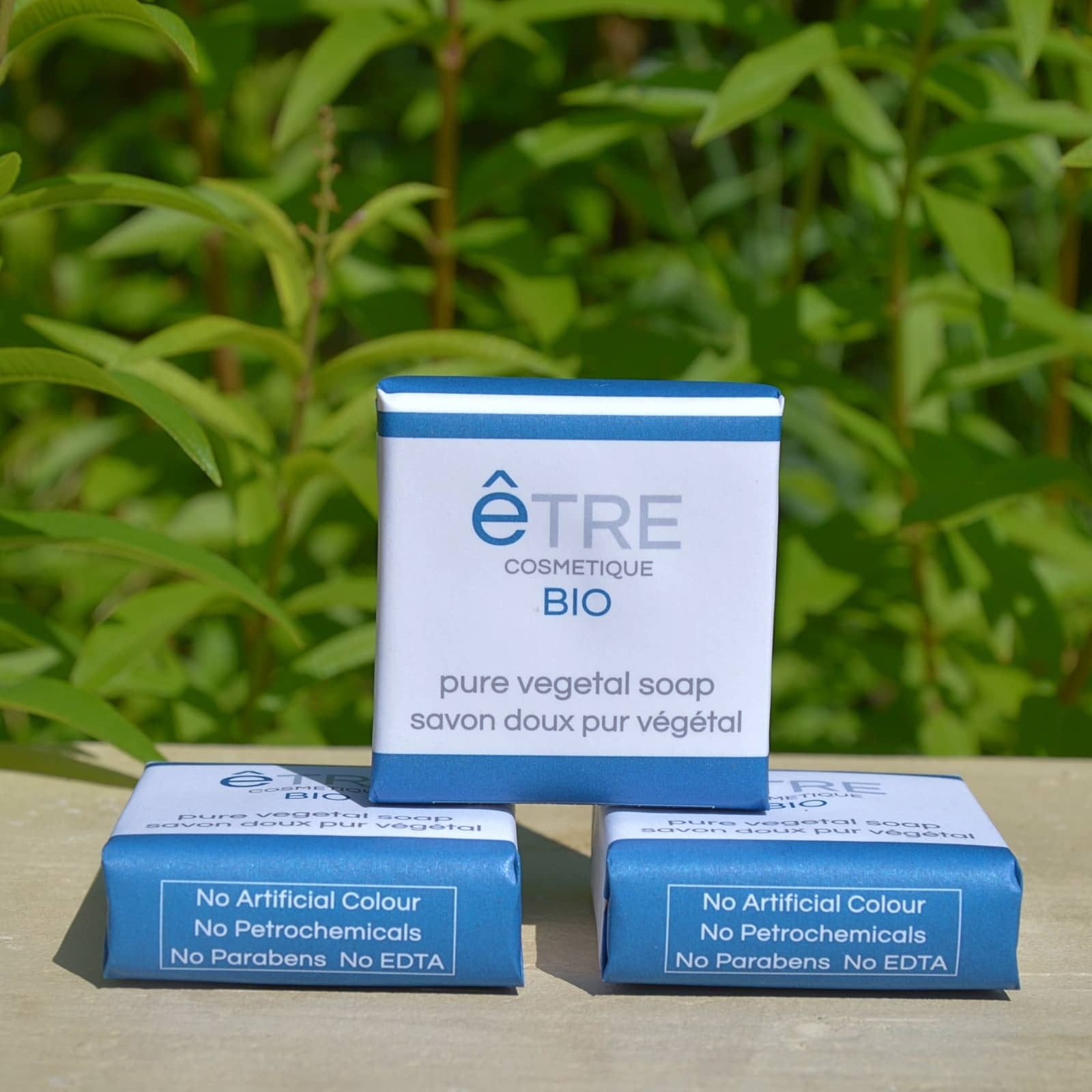 Cosmétiques naturels pour l'hotellerie | ETRE cosmétique Bio
