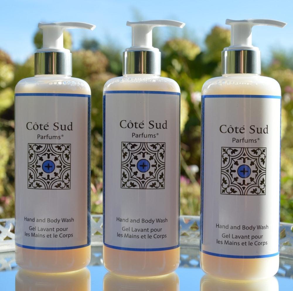 produits d'accueil et cosmétiques pour l'hôtellerie de luxe et de charme par HD Fragrances