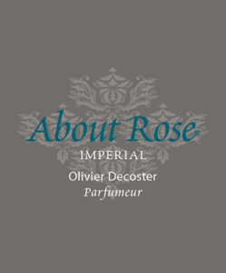 Luxury french hotel toiletries by HD Fragrances by Olivier Decoster - Perfumer   The About Rose Impérial Collection