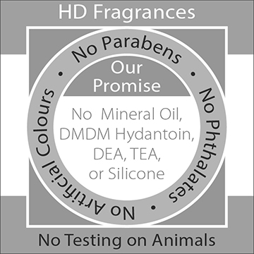 The HD Fragrances Product Promise