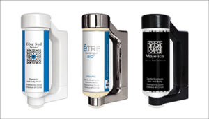 Press & Wash Dispensers by HD Fragrances | Cosmetic dispenser solutions for sustainable hospitality