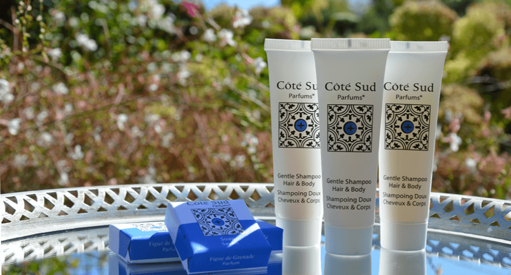 Côté Sud Gentle Shampoo Hair and Body for boutique hotels