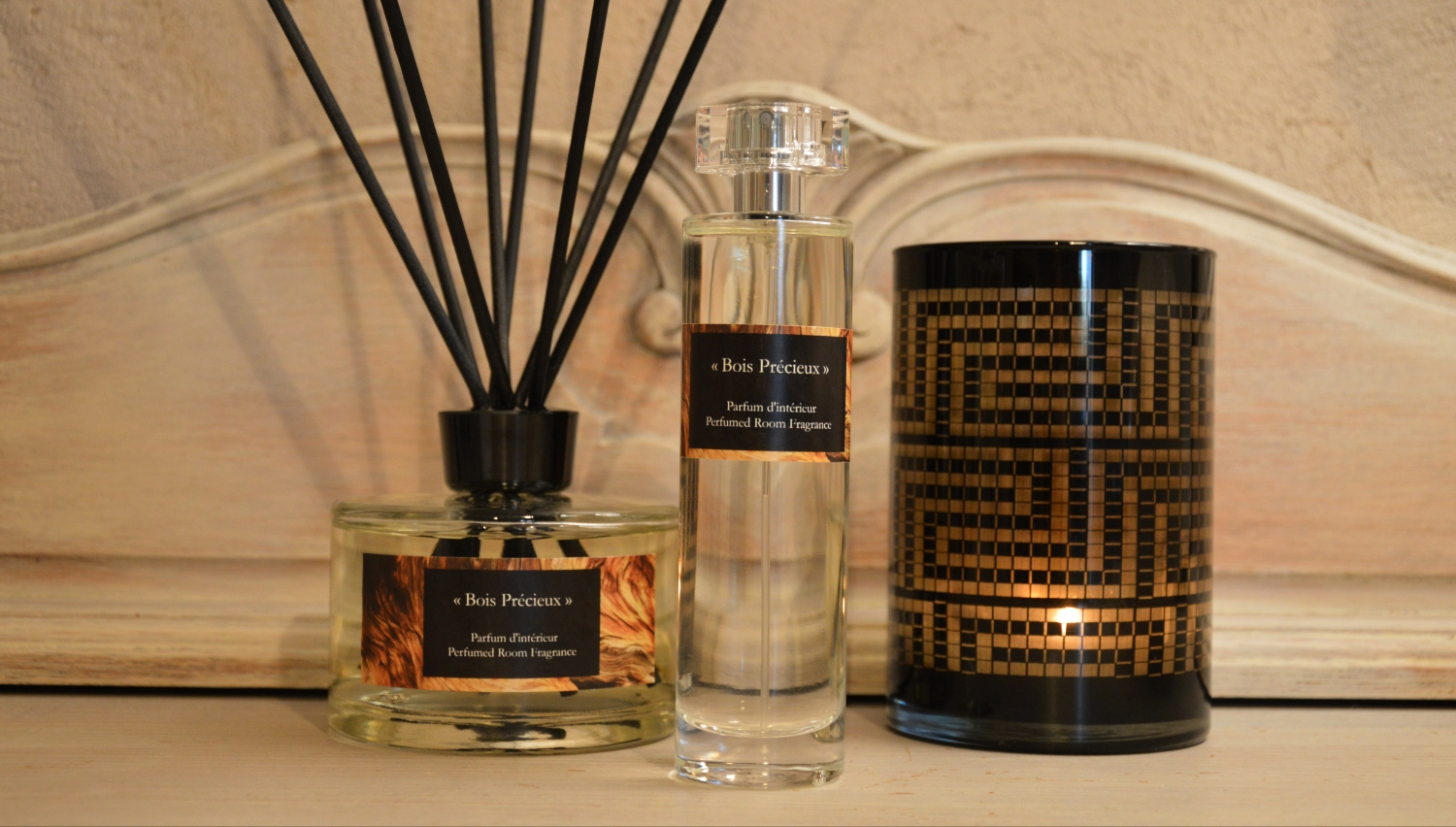 Perfumed Room Spray and Reed Diffusers