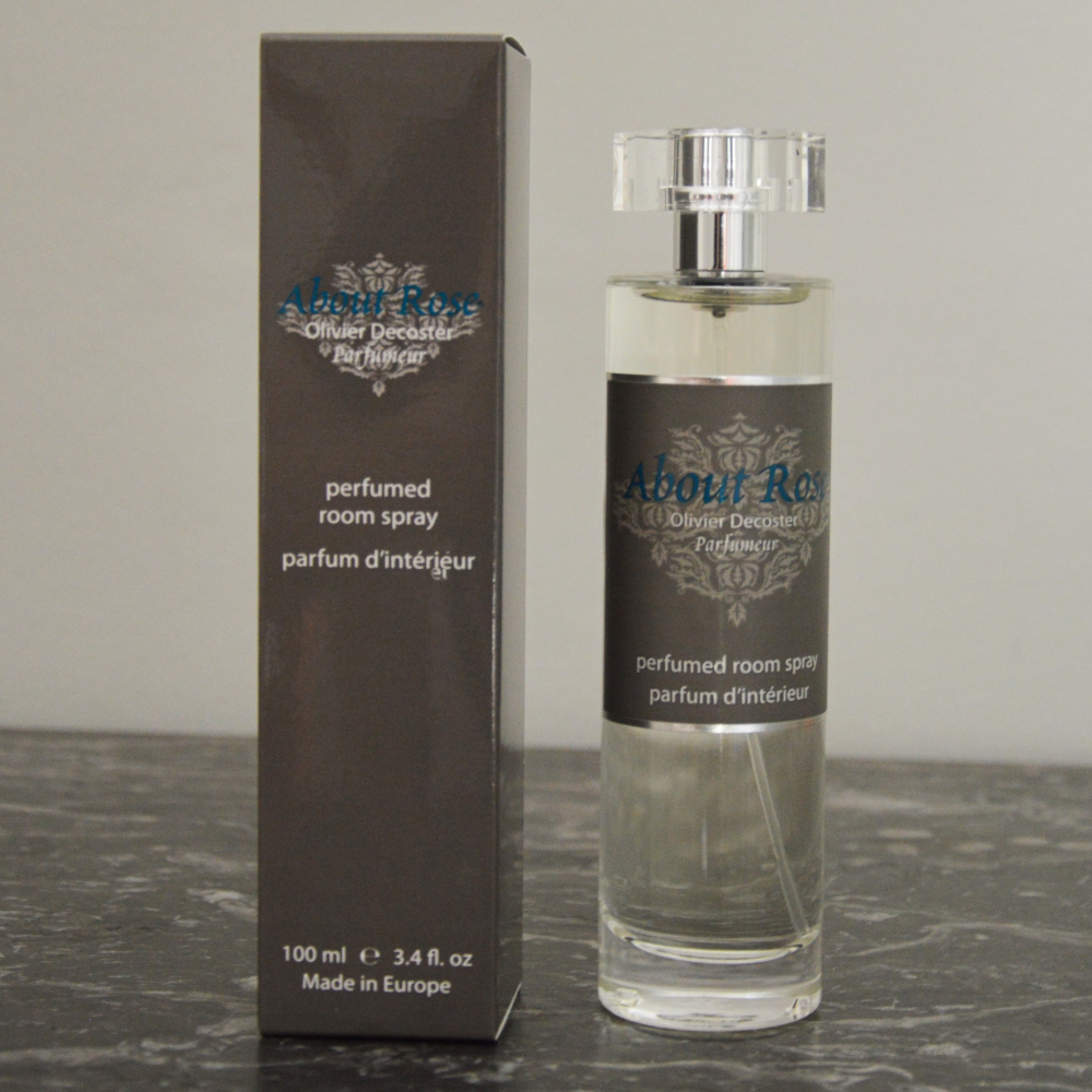 About Rose Imperial perfumed room spray 100ml