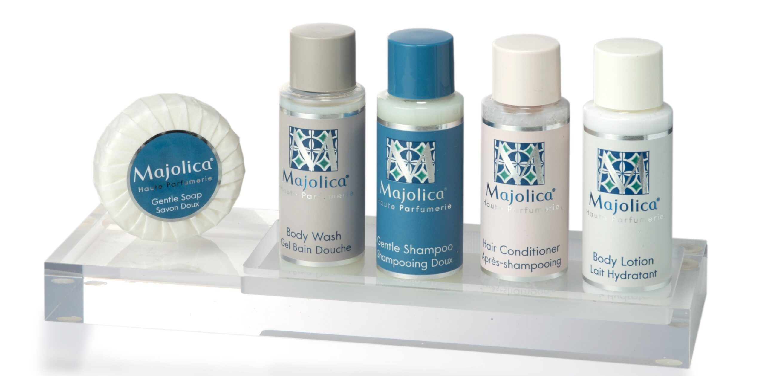 """Italian inspired design with French """"haute parfumerie"""" 